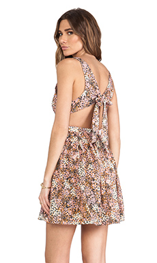 Somedays Lovin Dream Boy Tie Dress in Multi