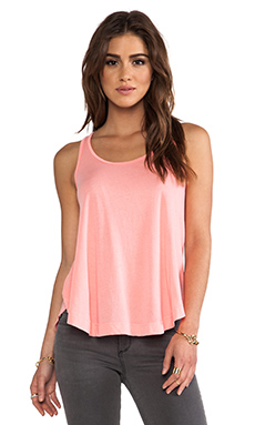 Splendid Vintage Whisper Tank in Watermelon