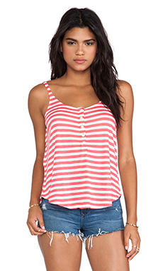 GLEN VALLEY STRIPE TANK