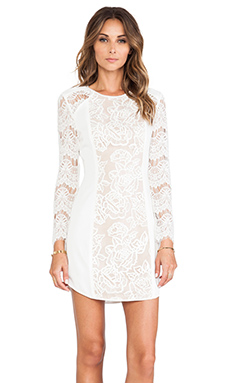 Style Stalker Lana Dress in White