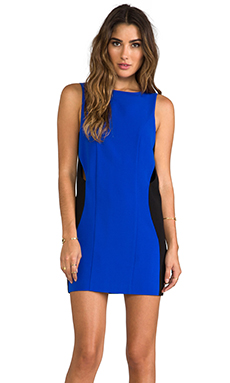 Style Stalker Where the Party At Dress in Blue