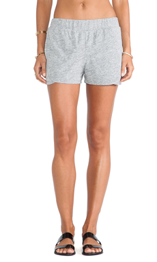 Stateside Shorts in Heather Gray