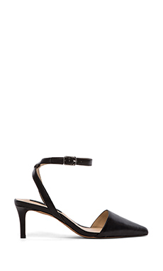 Steven Caydence Heel in Black