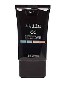Stila CC Color Correcting Cream with SPF 20 in Light 02