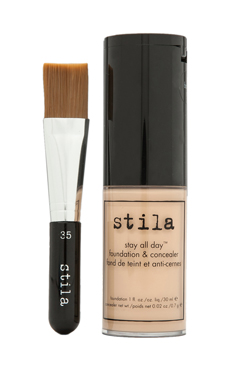 Stila Stay All Day Foundation & Concealer in Bare (2)