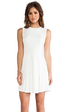 Talulah Burst of Love Dress in White