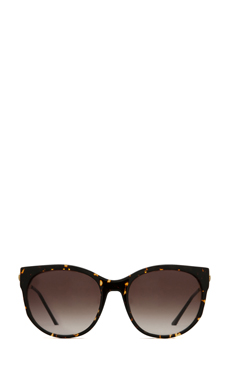 Thierry Lasry Sexxxy Sunglasses in Crackle Tort