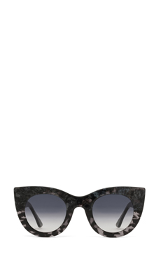Thierry Lasry Orgasmy Sunglasses in Grey Tort