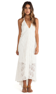 Tiare Hawaii Ambrosia Dress in Cream