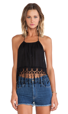 Tiare Hawaii Positano Top in Black