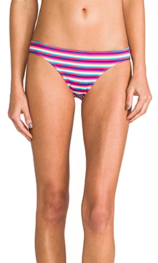 Tigerlily Rabari Tiger Bikini Bottom in Ultraviolet