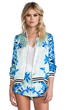 TOWNSEN Rio Jacket in Blue Jay