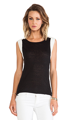 TOWNSEN Jax Tank in Black