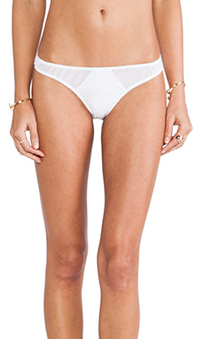 JARRET CUTOUT MESH BOTTOM