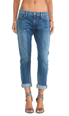 True Religion Audrey Boyfriend in Spring Ink