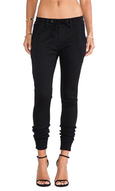 True Religion Arya Jog Pant in Black