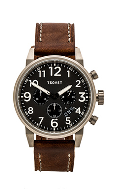 Tsovet JPT-TS44 in Silver & Grey