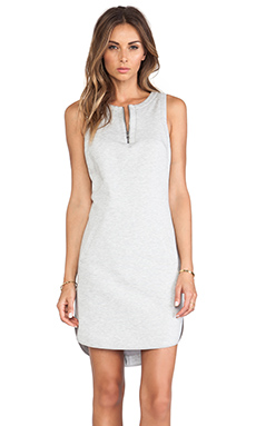 Trina Turk Mima Dress in Heather Grey