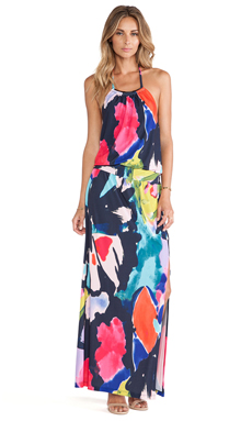 Trina Turk Shirley Maxi Dress in Multi