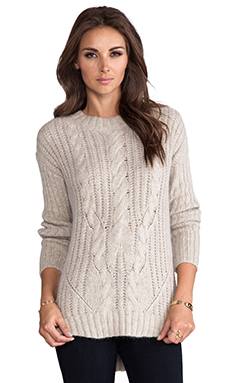 Trina Turk Rowen Sweater in Ecru