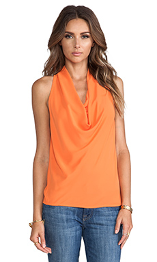 Trina Turk Raissa Top in Clementine