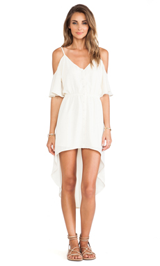 Tularosa Summer Breeze Dress in Ivory