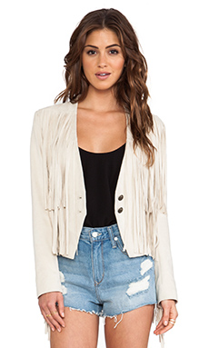 KNOX FRINGE JACKET
