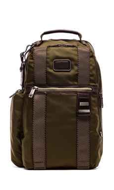 Tumi Alpha Bravo Greely Sling in Olive