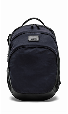 Tumi Virtue Diligence Backpack in Raven