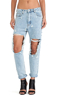 UNIF Twerk Jeans in Denim