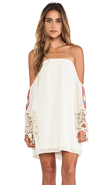 VAVA by Joy Han Libby Dress in Ivory
