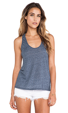 WENDIE HEATHER BLEND KNIT TANK