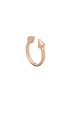 Vita Fede Ultra Midi Mini Titan Ring in Rosegold