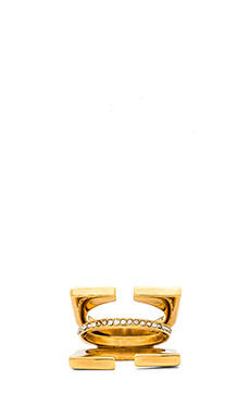 Vita Fede Emma Triple Ring in Gold