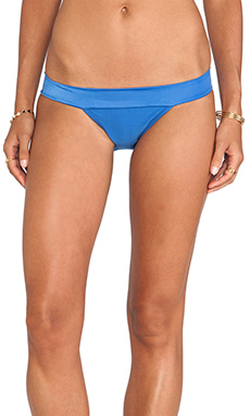 Vix Swimwear New Band Bottom in Solid Obi