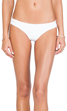 Sofia by Vix Swimwear Buzios Bottom in White