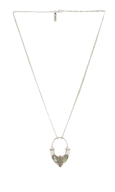Vanessa Mooney Pretty Girls Necklace in Silver