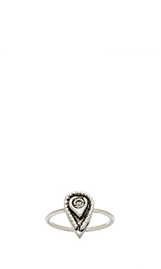 Vanessa Mooney Eclipse Ring in Silver