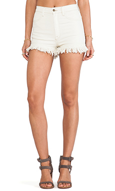 Wildfox Couture Helena Deadstock Cut Off Short in Vintage Lace