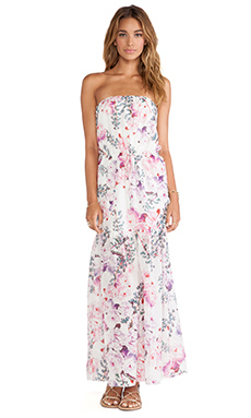 Wish Cherryblossom Maxi Dress in Blossom