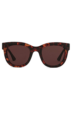 Wonderland x Stone Cold Fox Colony in Tortoise & Gloss Black & Bronze