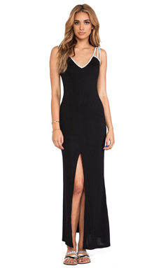WOODLEIGH Adrien Maxi in Black Heather