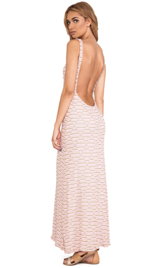 WOODLEIGH Lou Maxi in Pink Multi