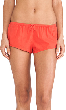 XiRENA Shaya Shorts in Poppy