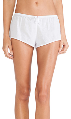 XiRENA Shaya Shorts in White