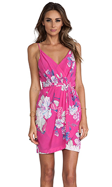 Yumi Kim Jayne Dress in Pink Japanese