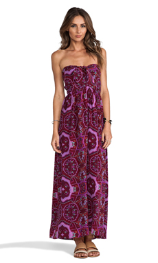 zinke Zoe Dress in Rio Print